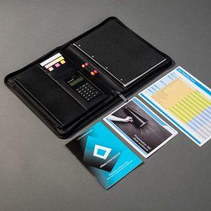 Vibe Black Folder